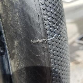 Damn beach tires...