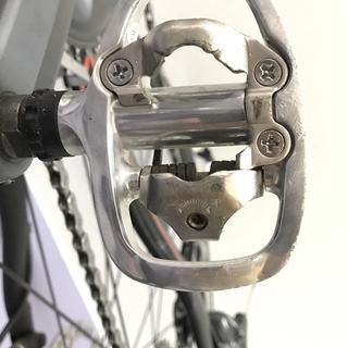 Pedal platform scratches