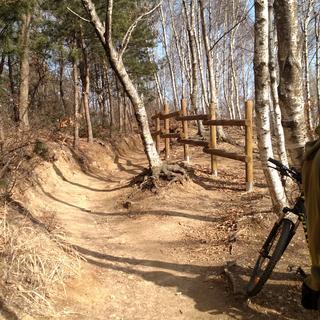 Small uphill