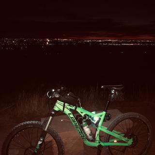 Not only great service but the transit time for my cable was right on, able to get a night ride in.
