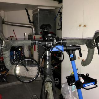 Out of the box, and onto the bike!