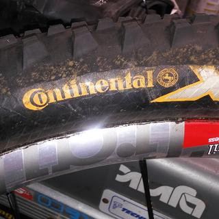 Free penicillin with any Continental Tire purchase