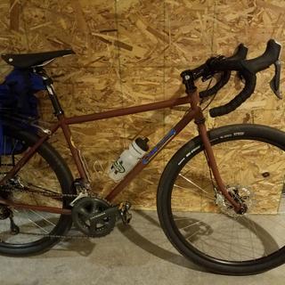 Rat Rod Bruce Gordon gravel bike