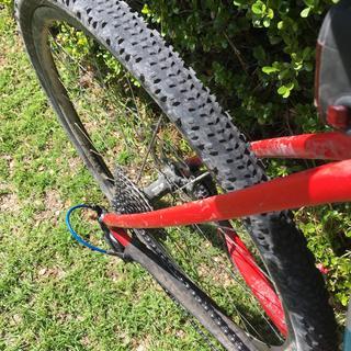 700 x 42 Tubeless Folding Black Light and Supple Teravail Rutland Tire