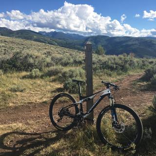 Rocky Mountain High in Colorado