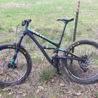 Pedals are awesome on my yeti SB5+ also from jenson