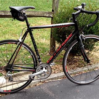 Cannondale CAAD8 w/ new R500s.