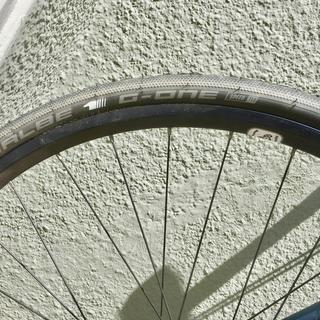 Schwable  G-one on velocity dyad rims.