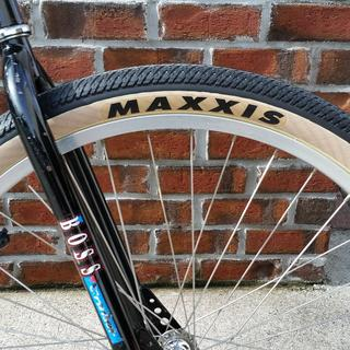The Maxxis DTH tire!