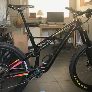 2017 enduro s works