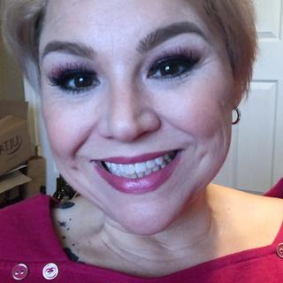 Makeup with only Tarte products, including lashes. Check it out on Facebook at AgelessBeautywithErin