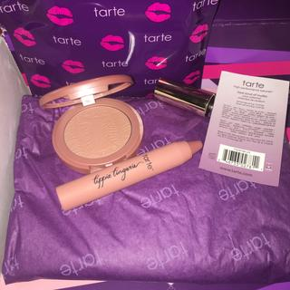 #tarte #blush #exposed