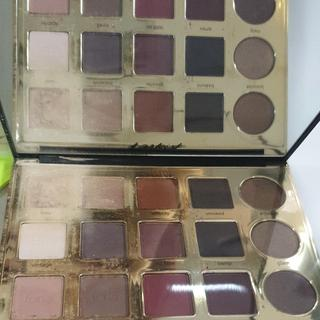 The minus they sent worldwide without bubblewarp. Quality of eyeshadow one of the best i ever try