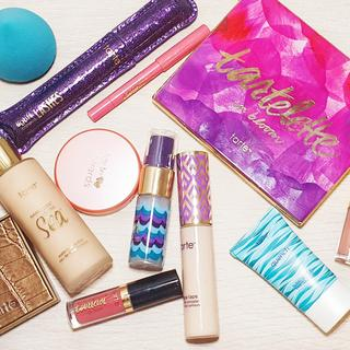 all my tarte collection