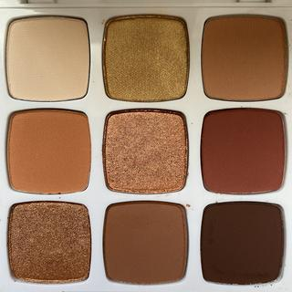 Toasted palette