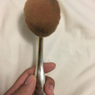 brush is used