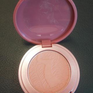 Long lasting blush!