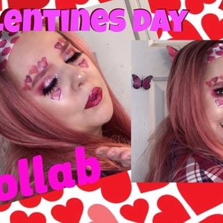 Crazy Valentine's Day look check!