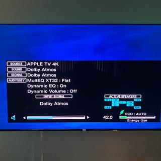 Dolby Atmos with every Codec.