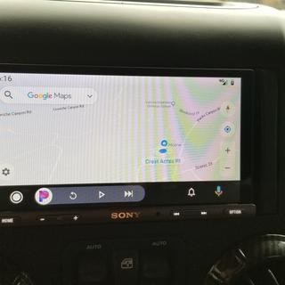 Google maps getting me where I need to go!!!