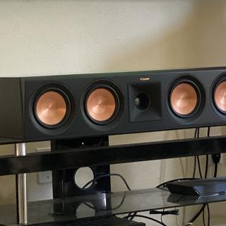 Loving this new Klipsch center speaker!! All vocals are crystal clear now. Highly recommend!