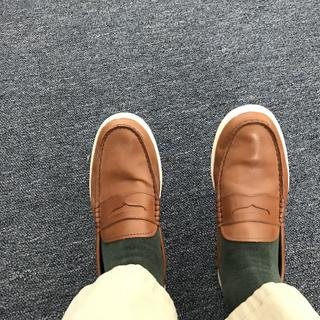 4bef2d4428c Men s Nantucket Hand-Stained Loafers in British Tan