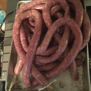 Makes the best Sausage!
