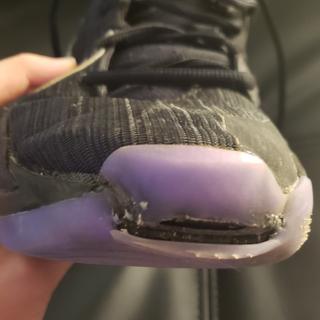 split toe