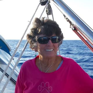 Have Maui Jim glasses will travel! North Atlantic Ocean between Bermuda & the Azores on S/V Ethereal