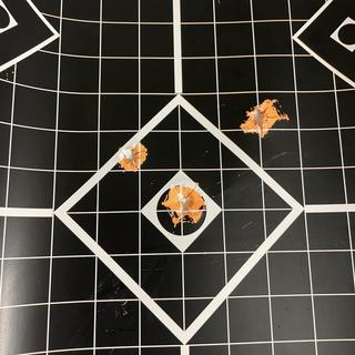 Zeroed the T/C with 4 rounds @ 100yds