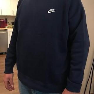 Nike Men's Club Fleece Club Crewneck