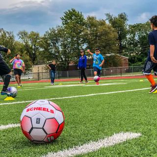 Global FC uses soccer as a vehicle for transformative impact.