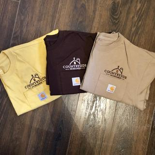 Custom Embroidered Pocket T-Shirt