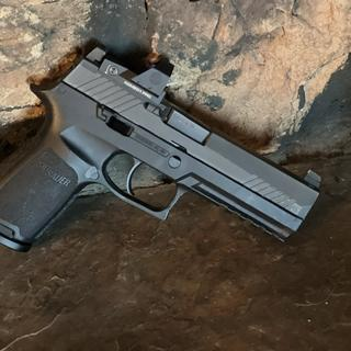 Couldn't be happier. Sig definitely makes a quality firearm.  The Scheels team is great.