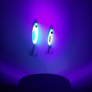 Addition of UV light