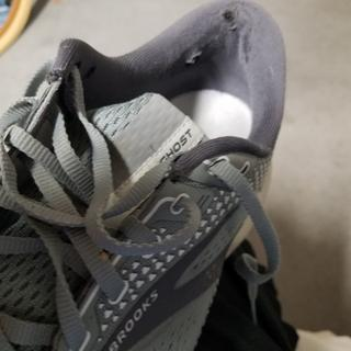 Both shoes after only 2.5 months of what I consider light use