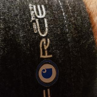 Logo coming off after first wash before wearing.