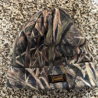 Love my new hat. Like camo in general but great for duck hunting. Warm and fits well.