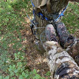 Been wearing them all week from 36 to 76 degrees bowhunting.