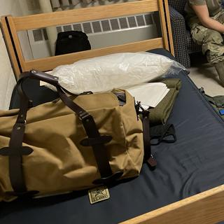 I love my Medium Duffle. Being in the US Army I travel constantly and this one will hold up!