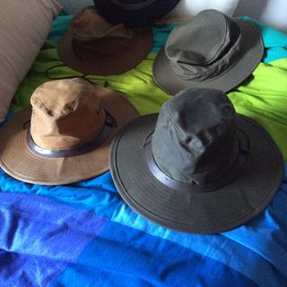 I love all of my Filson hats.