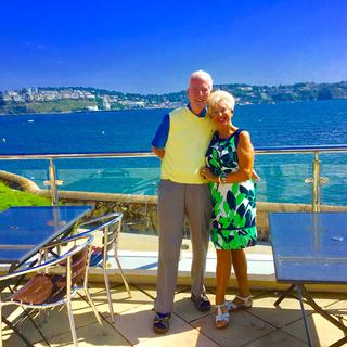 Loved the dress and wore it for my husbands 80th birthday in August in Torbay/ Devon