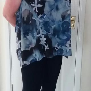 My Wife Sue loves this top.
