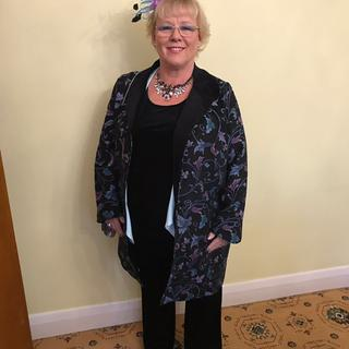 Great winter wedding coat Order Tuesday evening and arrived the following day