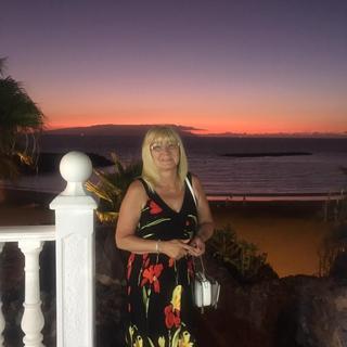 A night in Tenerife