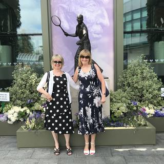2 Roman Originals at Wimbledon!????