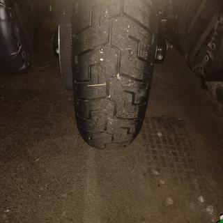 Luvn these tires on my Dyna.