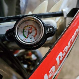 Gauge for verification engine ice works for coolant and antifreeze
