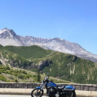 Not only did your new tires get me to Mount Saint Helens safely. But still had money for the gas.