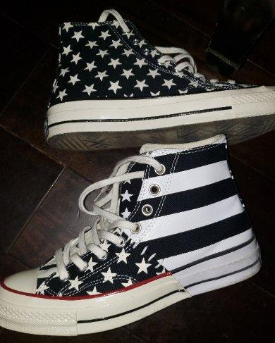 Love the details of new chucks. They are funky and versatile. Love them keep up the good job Converse!